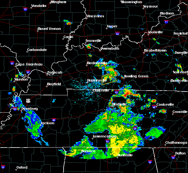 Radar Image for Severe Thunderstorms near Lewisburg, KY at 6/29/2020 3:59 PM CDT