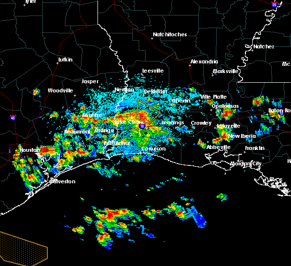 Radar Image for Severe Thunderstorms near Moss Bluff, LA at 6/30/2015 1:21 PM CDT