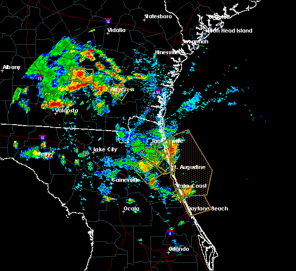 Radar Image for Severe Thunderstorms near World Golf Village, FL at 6/30/2020 4:20 PM EDT