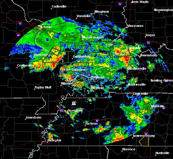 Radar Image for Severe Thunderstorms near Alto Pass, IL at 6/30/2020 5:13 PM CDT
