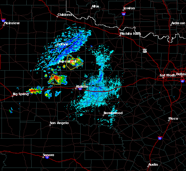 Radar Image for Severe Thunderstorms near Rochester, TX at 6/30/2020 5:23 PM CDT