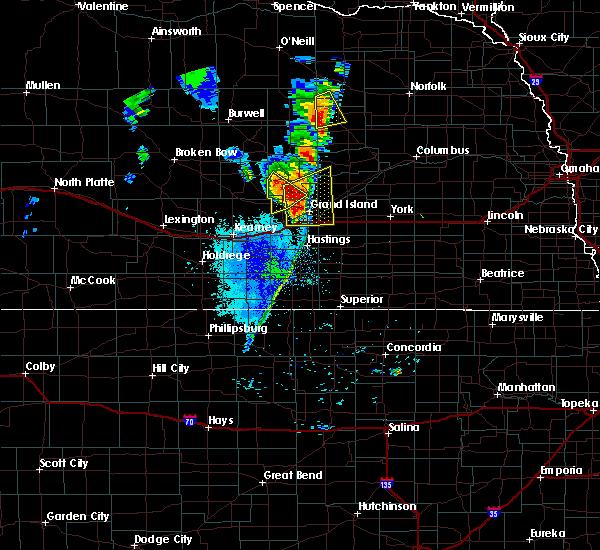 Radar Image for Severe Thunderstorms near Phillips, NE at 6/30/2020 9:14 PM CDT