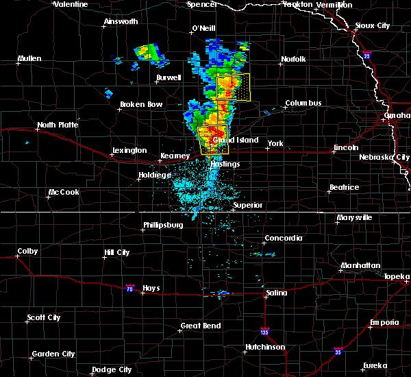 Radar Image for Severe Thunderstorms near Phillips, NE at 6/30/2020 9:41 PM CDT