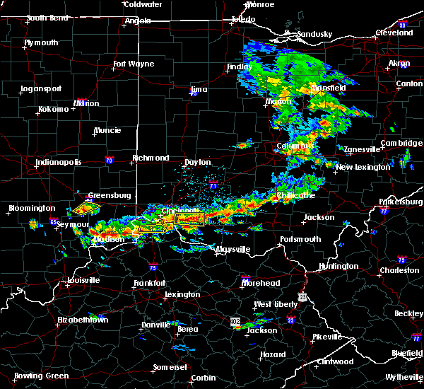 Radar Image for Severe Thunderstorms near St. Louisville, OH at 6/30/2015 2:42 PM EDT