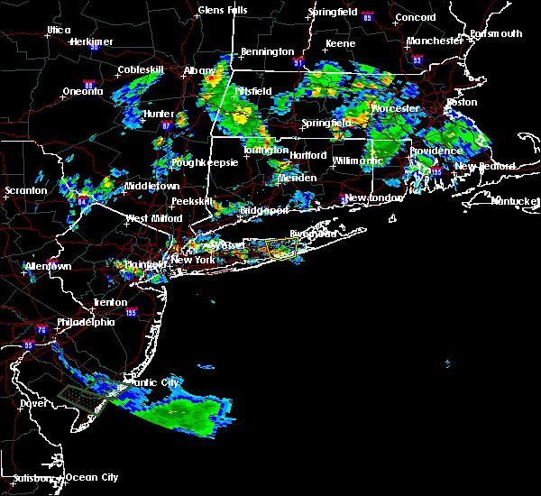 Radar Image for Severe Thunderstorms near Upper Brookville, NY at 7/1/2020 6:05 PM EDT