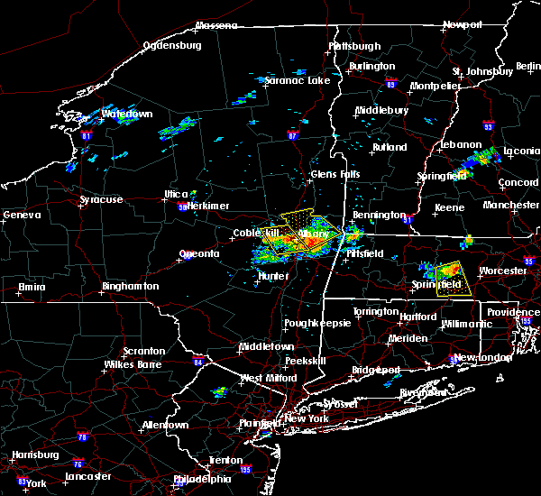 Radar Image for Severe Thunderstorms near Altamont, NY at 7/2/2020 5:48 PM EDT