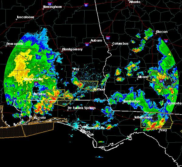 Radar Image for Severe Thunderstorms near Enterprise, AL at 6/30/2015 2:17 PM CDT