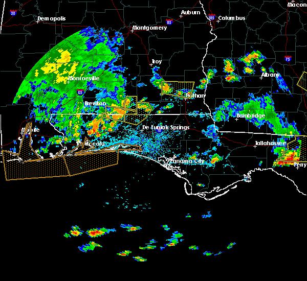 Radar Image for Severe Thunderstorms near Niceville, FL at 6/30/2015 2:31 PM CDT
