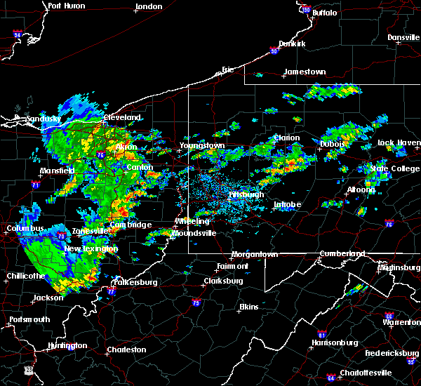 Radar Image for Severe Thunderstorms near Tuscarawas, OH at 6/30/2015 4:06 PM EDT