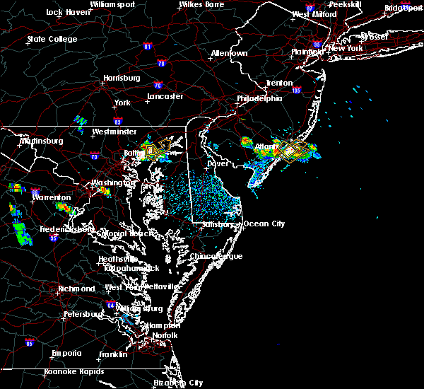 Radar Image for Severe Thunderstorms near Bowleys Quarters, MD at 7/5/2020 3:26 PM EDT
