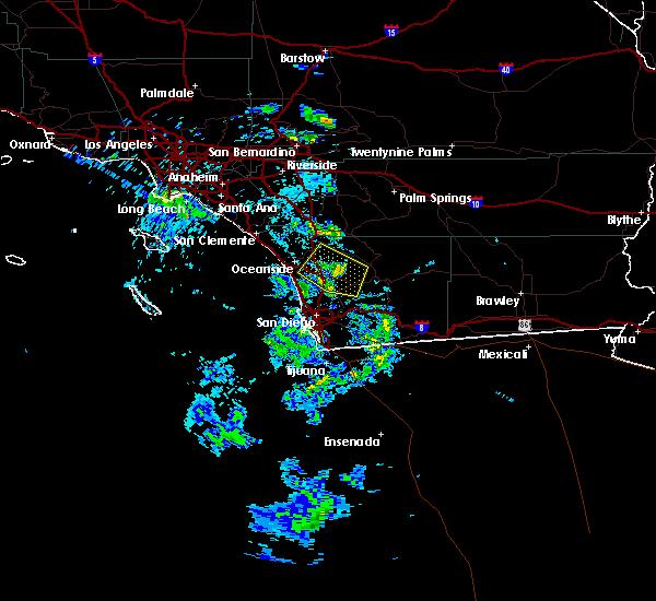 Radar Image for Severe Thunderstorms near Menifee, CA at 6/30/2015 2:04 PM PDT
