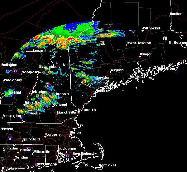 Radar Image for Severe Thunderstorms near Naples, ME at 7/8/2020 3:07 PM EDT