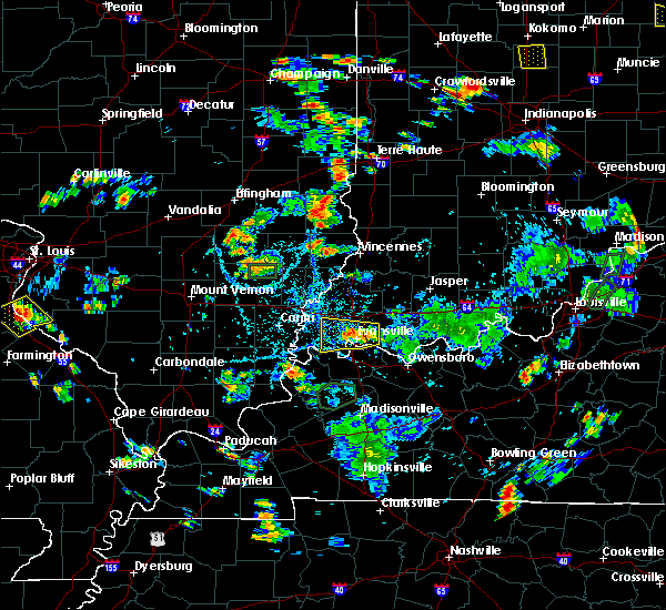 Radar Image for Severe Thunderstorms near Highland, IN at 7/8/2020 4:31 PM CDT