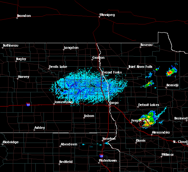 Radar Image for Severe Thunderstorms near Battle Lake, MN at 7/8/2020 5:59 PM CDT