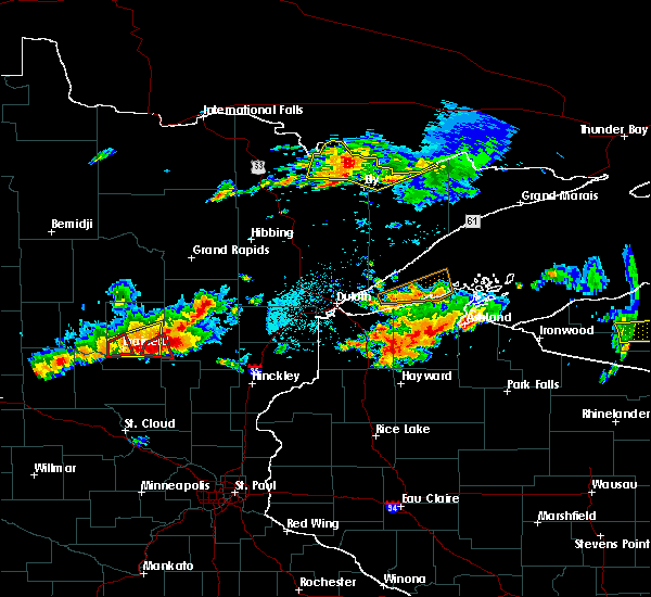 Radar Image for Severe Thunderstorms near Palisade, MN at 7/8/2020 8:01 PM CDT