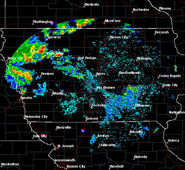Radar Image for Severe Thunderstorms near Havelock, IA at 7/9/2020 8:26 AM CDT