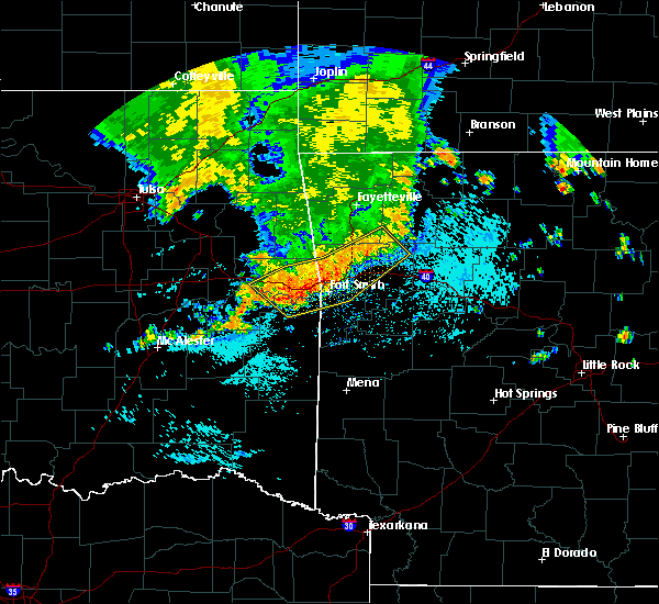 Radar Image for Severe Thunderstorms near Long, OK at 7/9/2020 11:17 AM CDT