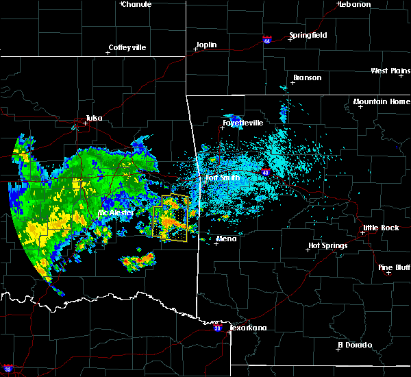 Radar Image for Severe Thunderstorms near Whitesboro, OK at 7/10/2020 2:09 PM CDT