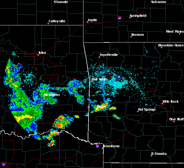 Radar Image for Severe Thunderstorms near Sawyer, OK at 7/10/2020 3:16 PM CDT