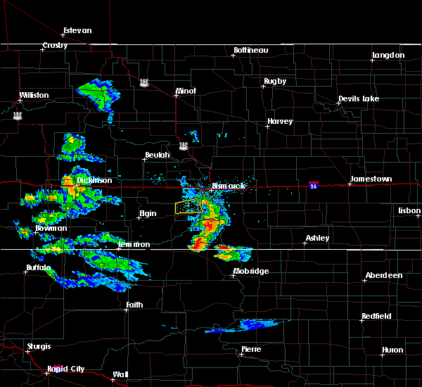 Radar Image for Severe Thunderstorms near Solen, ND at 7/10/2020 7:14 PM CDT