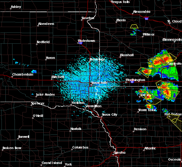 Radar Image for Severe Thunderstorms near Terril, IA at 7/11/2020 2:58 PM CDT