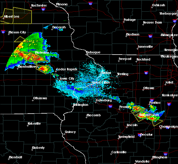 Radar Image for Severe Thunderstorms near Newhall, IA at 7/11/2020 4:54 PM CDT