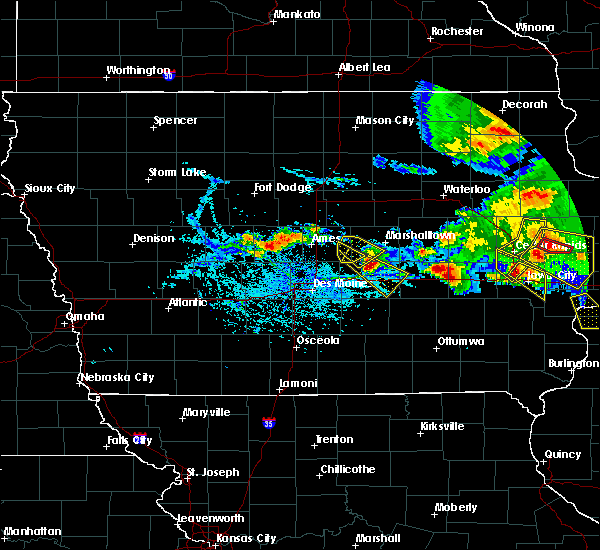 Radar Image for Severe Thunderstorms near Grinnell, IA at 7/11/2020 6:20 PM CDT