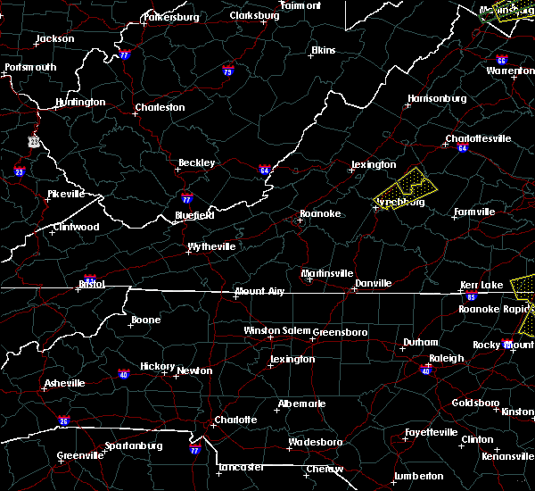 Radar Image for Severe Thunderstorms near Arrington, VA at 6/30/2015 9:58 PM EDT