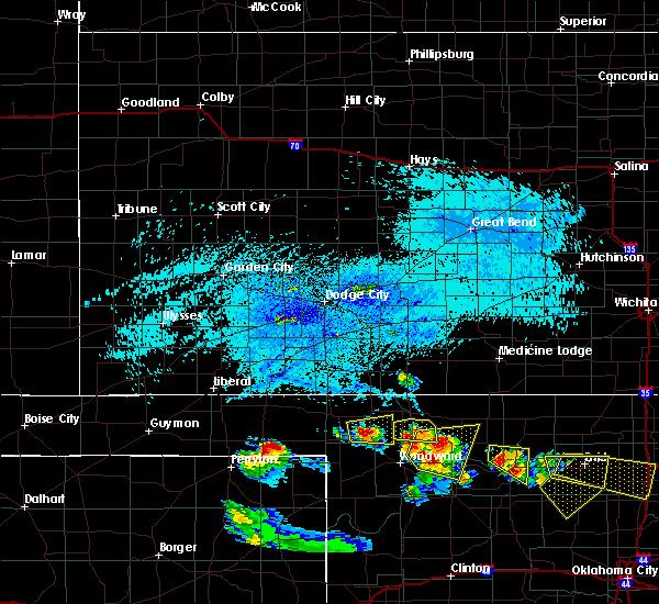 Radar Image for Severe Thunderstorms near Follett, TX at 7/11/2020 7:15 PM CDT