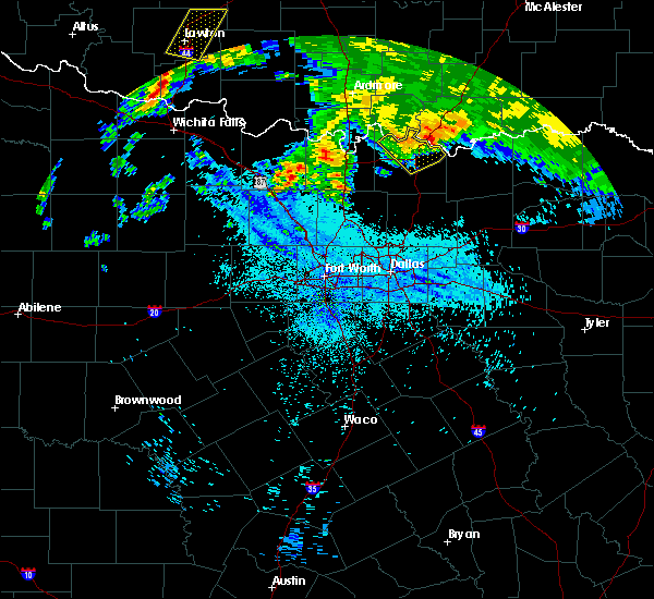 Radar Image for Severe Thunderstorms near Preston, TX at 7/12/2020 3:08 AM CDT