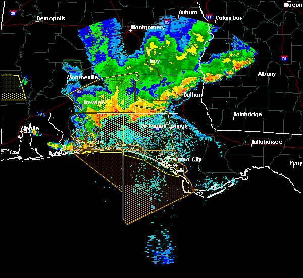 Radar Image for Severe Thunderstorms near Midway, FL at 7/12/2020 6:48 PM CDT