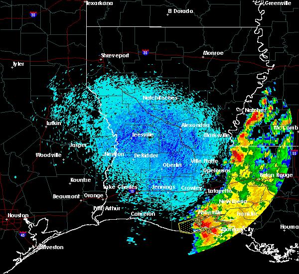 Radar Image for Severe Thunderstorms near Monterey, LA at 7/16/2020 3:42 PM CDT
