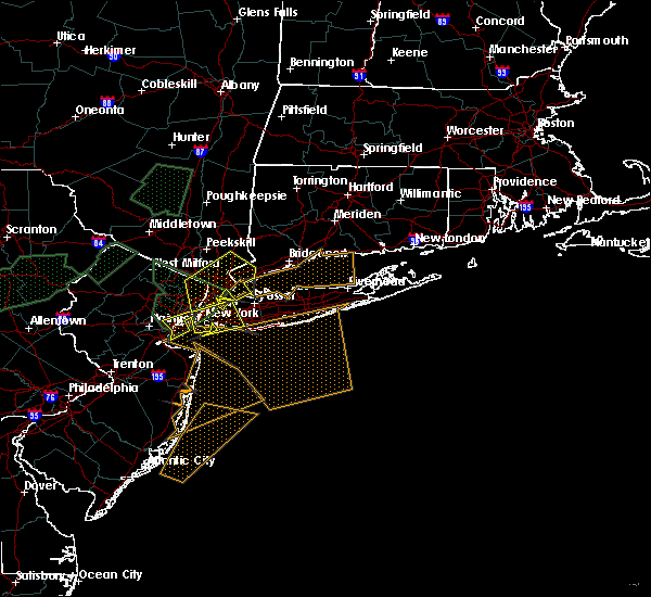 Radar Image for Severe Thunderstorms near Haworth, NJ at 7/1/2015 4:37 AM EDT