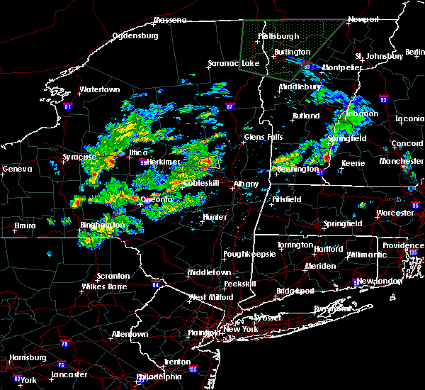 Radar Image for Severe Thunderstorms near Hagaman, NY at 7/1/2015 2:52 PM EDT
