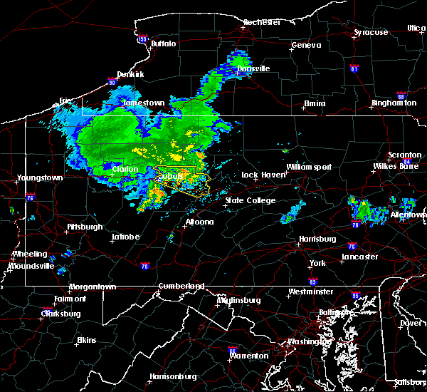 Radar Image for Severe Thunderstorms near Plymptonville, PA at 7/19/2020 9:04 PM EDT