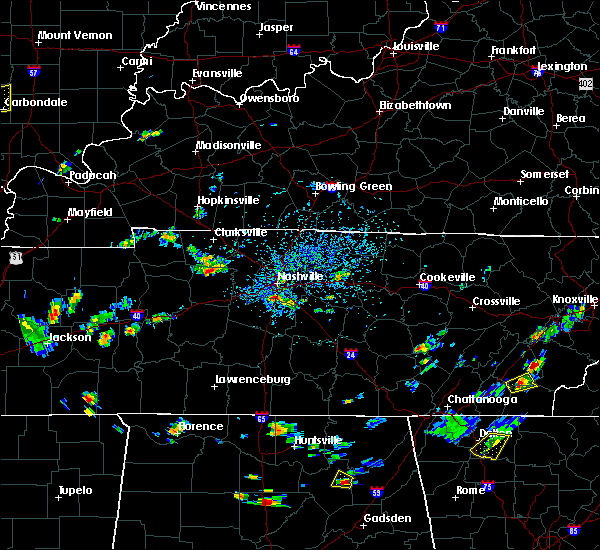 Radar Image for Severe Thunderstorms near Forest Hills, TN at 7/21/2020 3:45 PM CDT