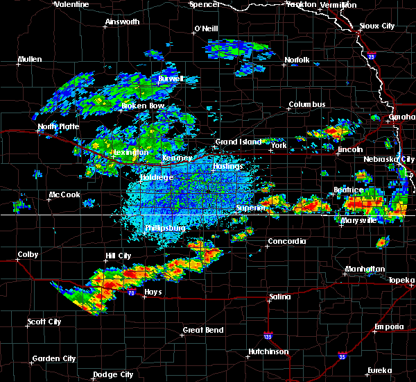 Radar Image for Severe Thunderstorms near Gilead, NE at 7/26/2020 4:12 PM CDT