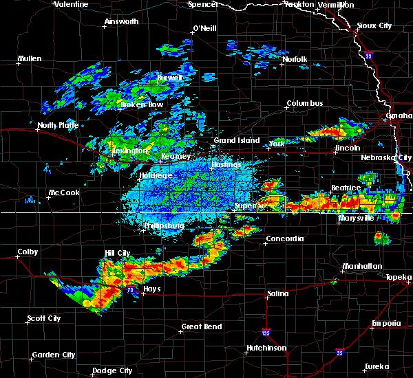 Radar Image for Severe Thunderstorms near Gilead, NE at 7/26/2020 4:31 PM CDT
