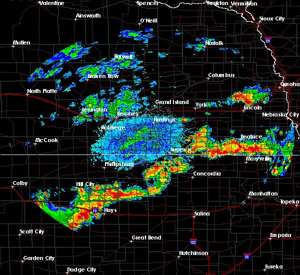 Radar Image for Severe Thunderstorms near Gilead, NE at 7/26/2020 4:57 PM CDT