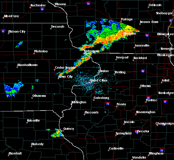 Radar Image for Severe Thunderstorms near Olin, IA at 7/26/2020 5:12 PM CDT