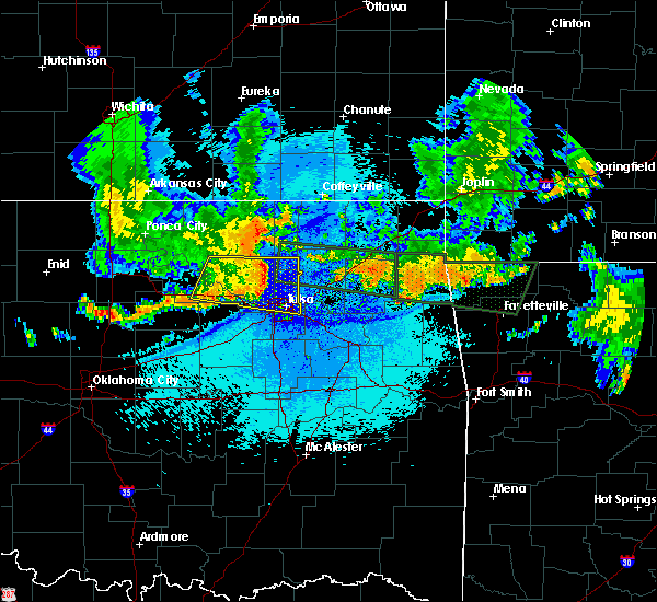 Radar Image for Severe Thunderstorms near Vera, OK at 7/30/2020 1:30 AM CDT