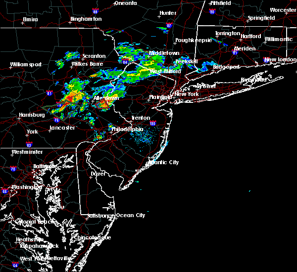 Radar Image for Severe Thunderstorms near Old Orchard, PA at 8/2/2020 8:10 AM EDT
