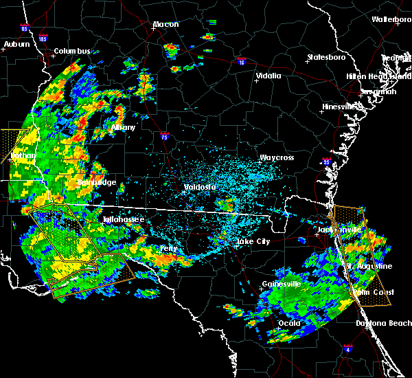 Radar Image for Severe Thunderstorms near Perry, FL at 7/2/2015 2:59 PM EDT