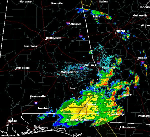 Radar Image for Severe Thunderstorms near Columbus, GA at 7/2/2015 3:09 PM EDT