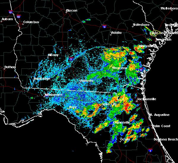 Radar Image for Severe Thunderstorms near Graham, GA at 8/6/2020 4:45 PM EDT