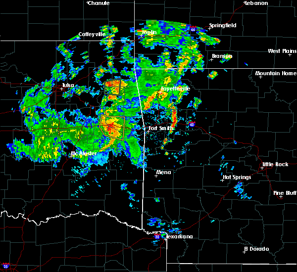 Radar Image for Severe Thunderstorms near Simms, OK at 8/7/2020 8:34 AM CDT