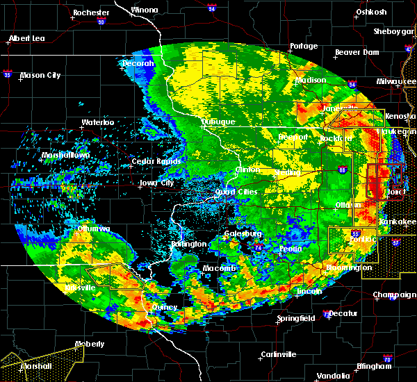 Radar Image for Severe Thunderstorms near South Gorin, MO at 8/10/2020 3:40 PM CDT