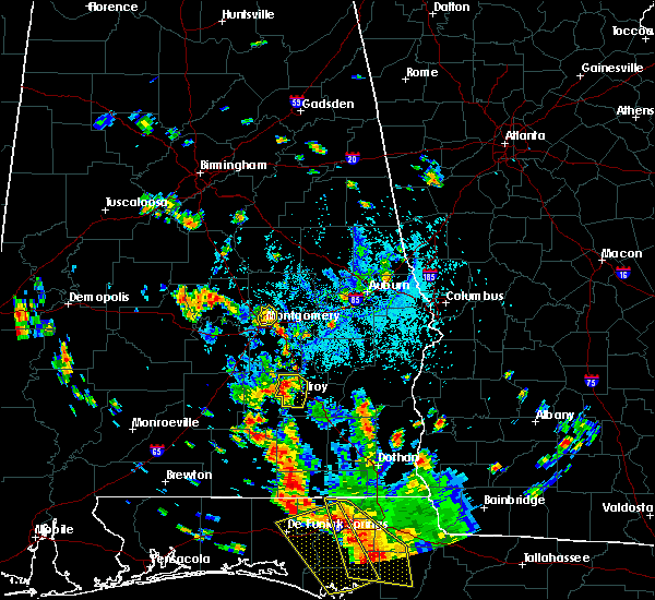 Radar Image for Severe Thunderstorms near Redland, AL at 8/11/2020 3:10 PM CDT