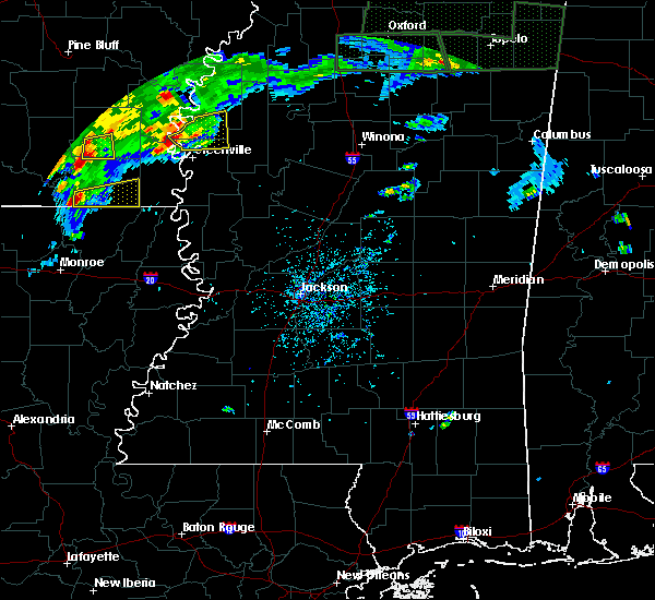 Radar Image for Severe Thunderstorms near Shaw, MS at 7/3/2015 4:05 PM CDT