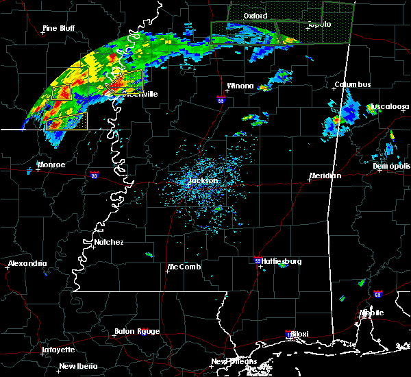 Radar Image for Severe Thunderstorms near Shaw, MS at 7/3/2015 4:21 PM CDT